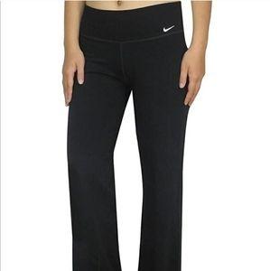 NEW Nike dri-fit bootcut yoga pants